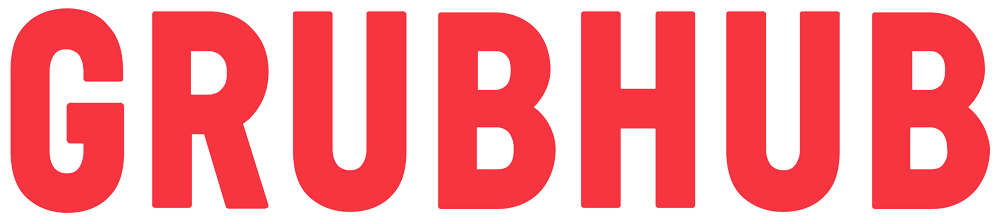 grubhub logo - ORDER DELIVERY